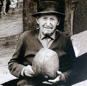stara lopta - Prvo igranje nogometa Županja