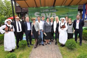 Lijepa naša Sava 2016