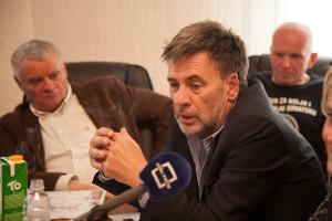 Ivo Gregurevoć, Joško Ševo, Tomislav Palinić - Ćoša Fotografija © Dražen Bota