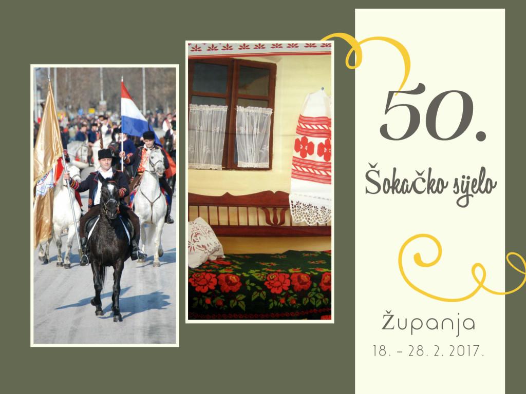 50. Šokačko sijelo - Županja 2017.